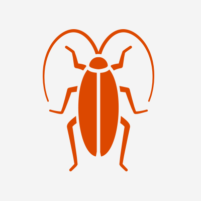 cockroach control icon